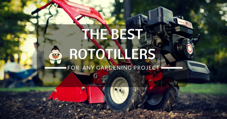Best rototillers for any gardening project