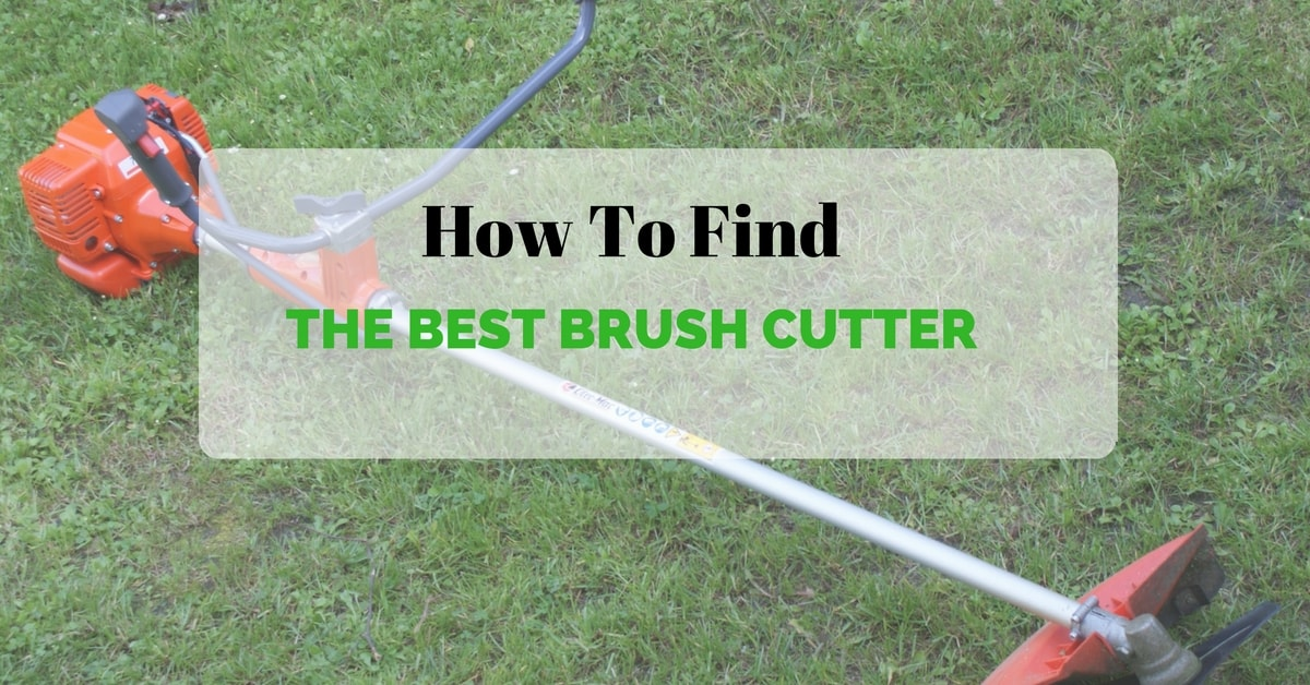 Top 5 Best Brush Cutter For Your Garden Reviews 2016 2017