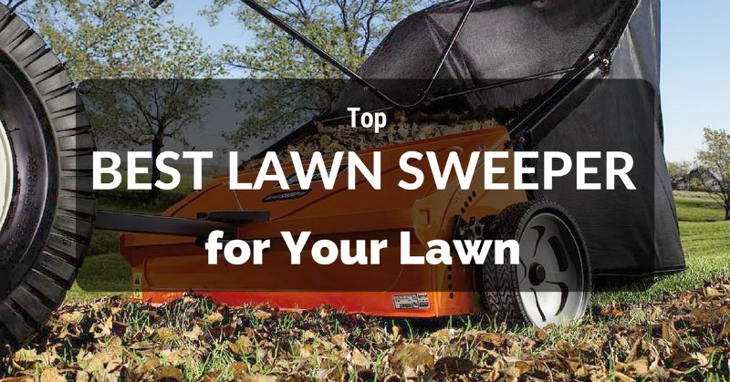 Best Lawn Sweeper reviews