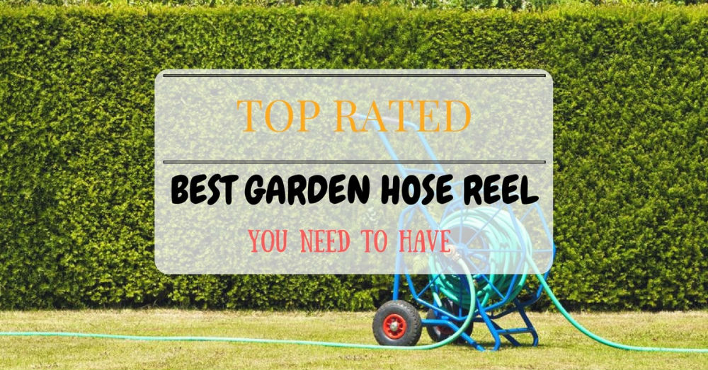 Best garden hose reel reviews