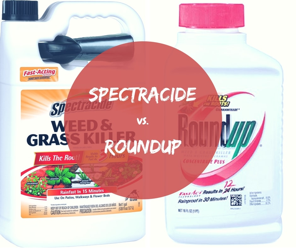 Spectracide Vs Round up