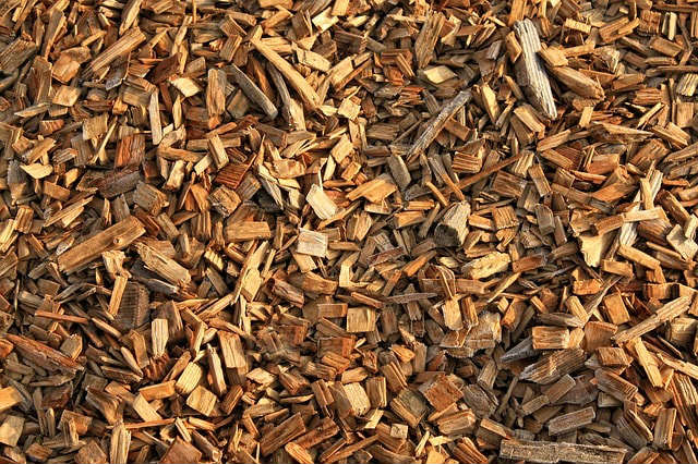 wood chips for planing
