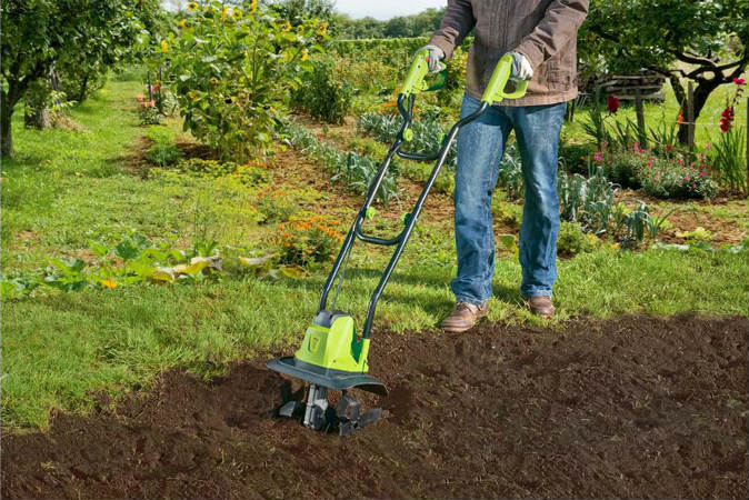 best small rototiller