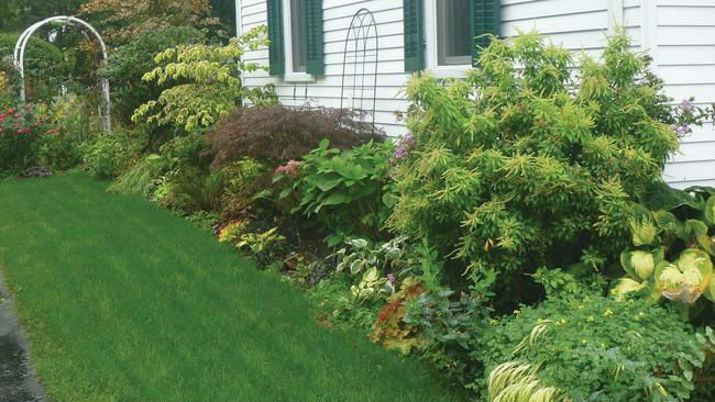 Choose the right size for garden