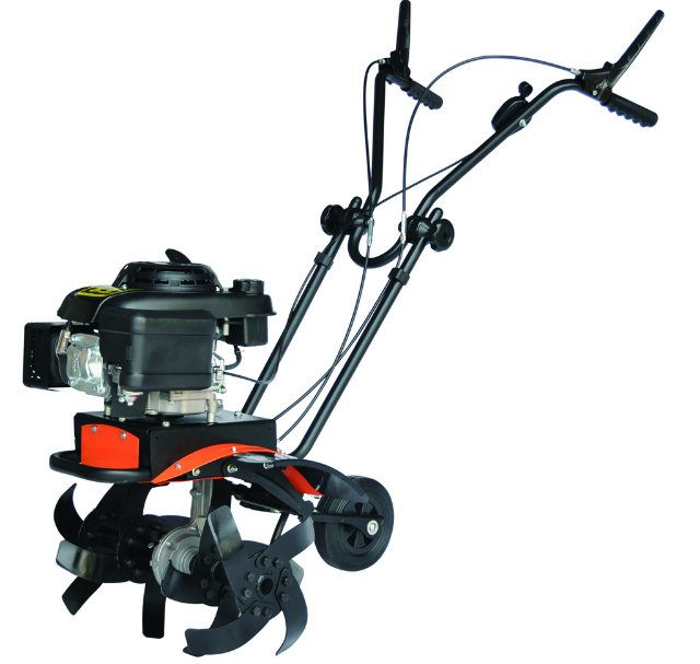 best gasonline tiller for small garden
