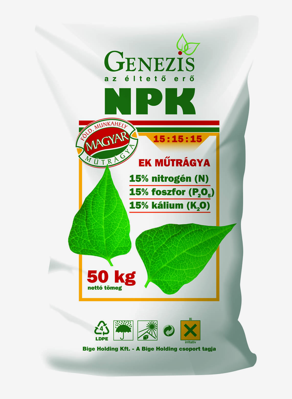 NPK for carrot plant