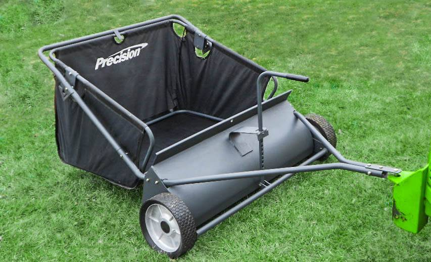 Kinds of Lawn Sweepers
