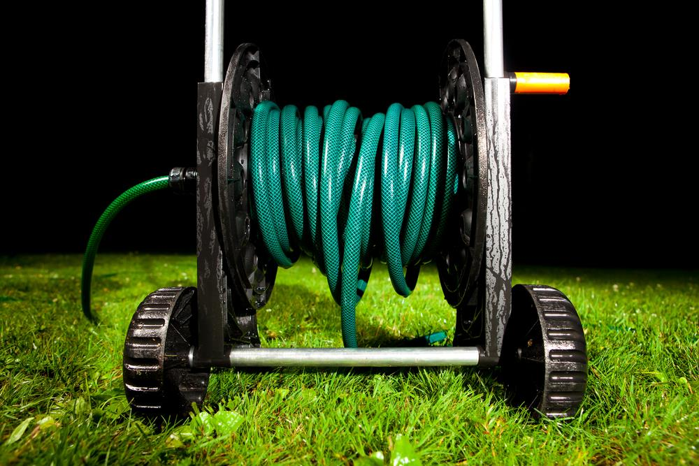 Functions of garden hose reel