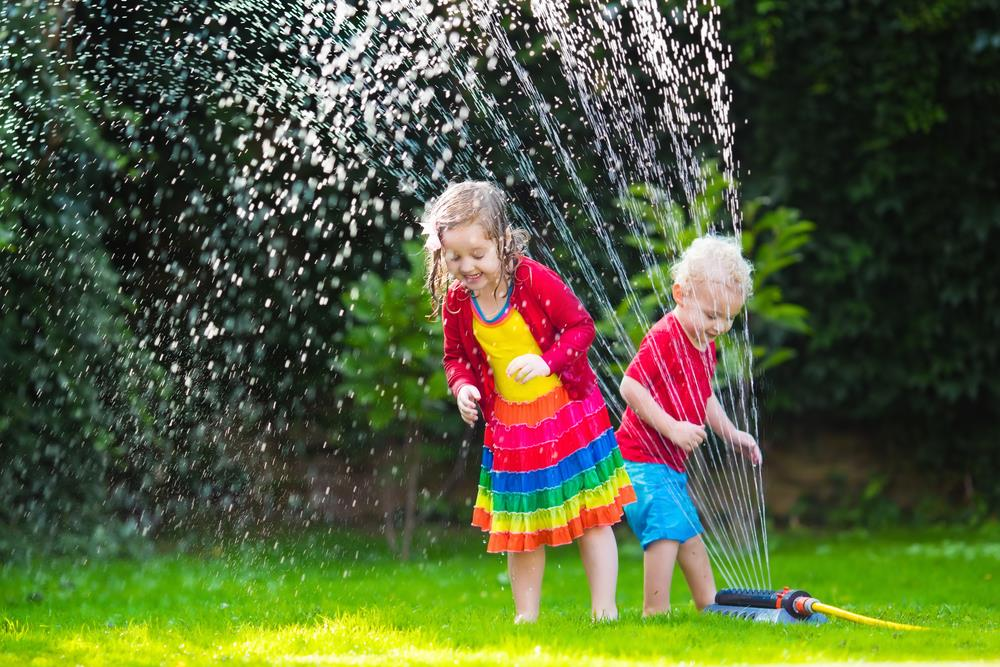 Benefits of Lawn Sprinkler system