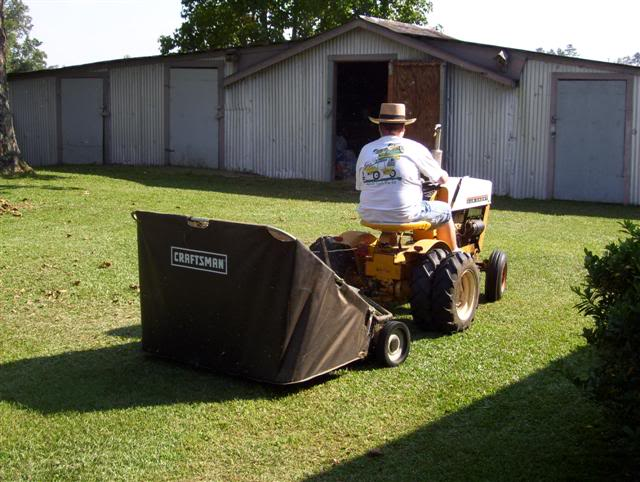 how to maintain your lawn sweeper?