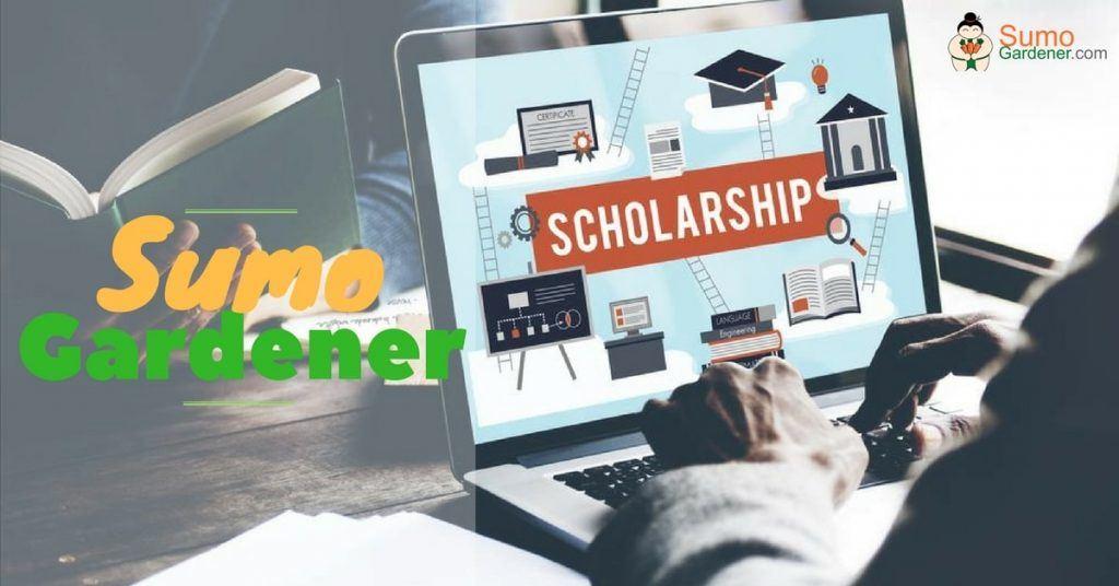 Sumogardener scholarship program
