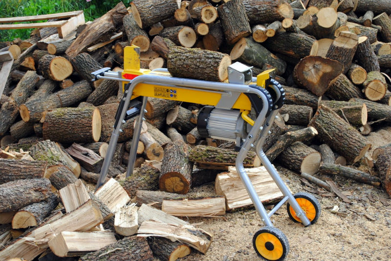 Benefits of log splitter