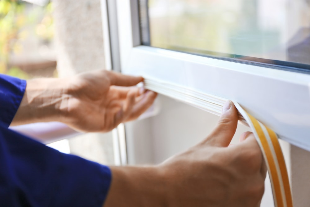 Sealing Windows in Your Home