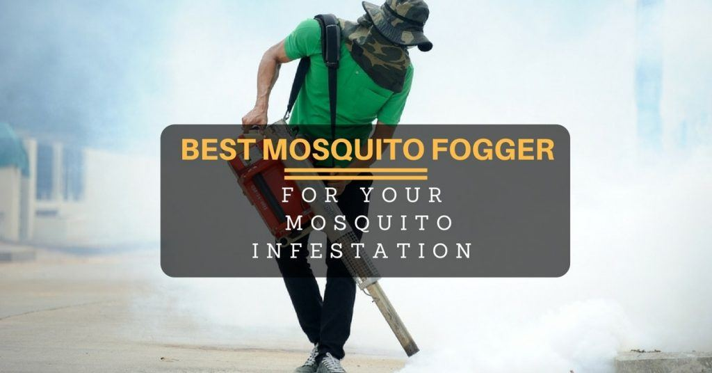 Best Mosquito Fogger Reviews for your mosquito infestion