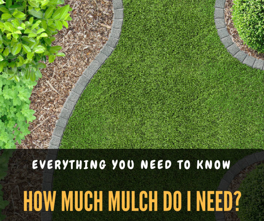 How much mulch do i need