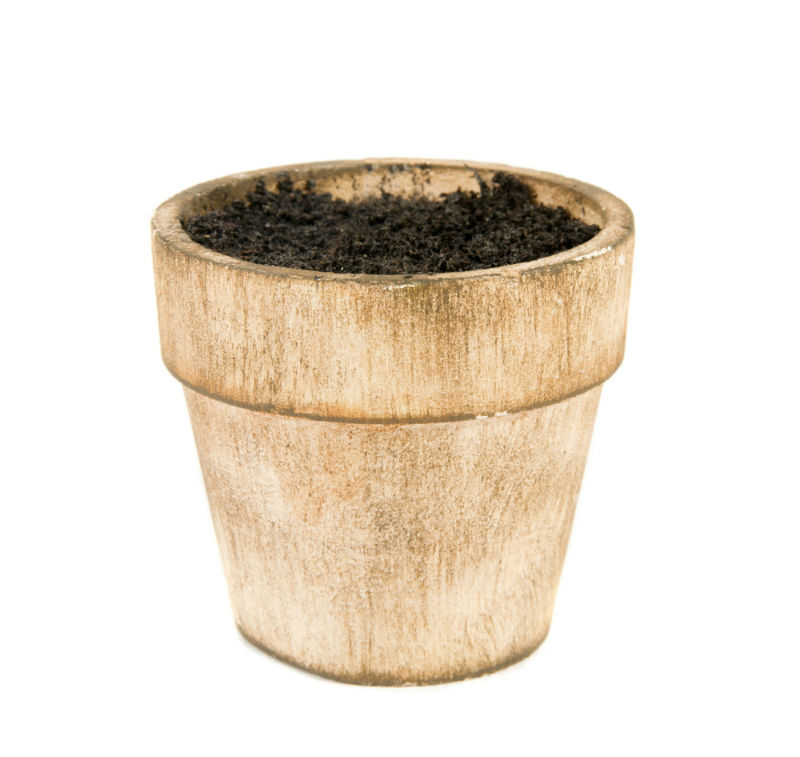 Preparing Your Pot or Container