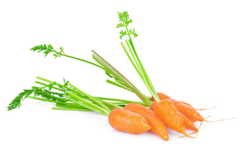 How Long Do Carrots Last - Baby carrots