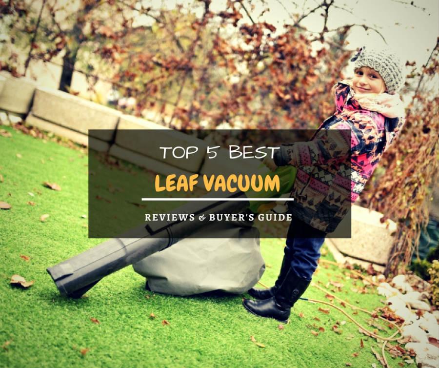Best leaf vacuum (blower) reviews