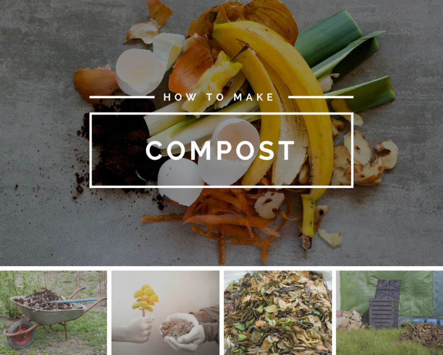How to make compost - ultimate guide