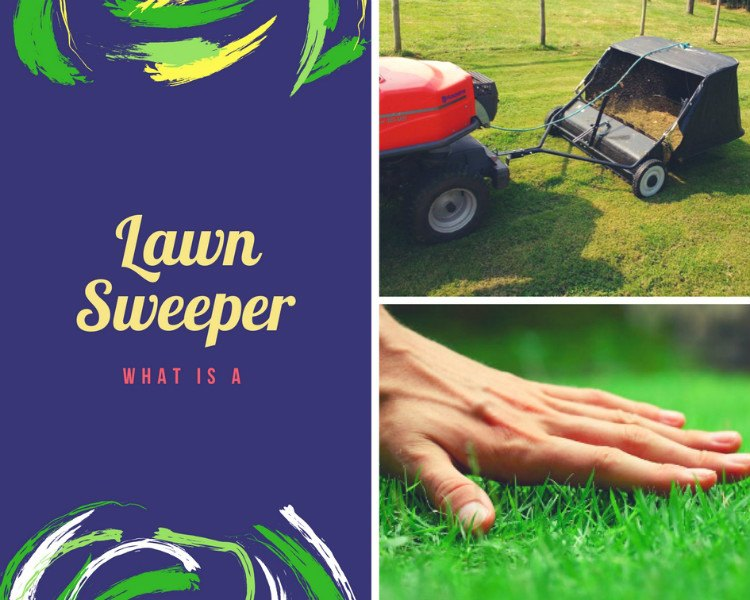 what is a lawn sweeper