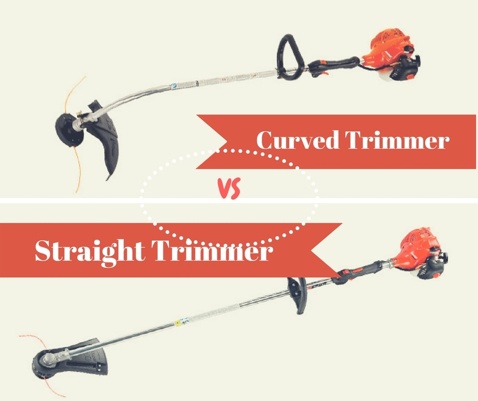 Now Trim Your Land as Per Your Convenience: Straight Vs. Curved Trimmers