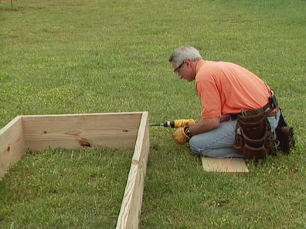 DIY Raised Garden Beds - DIYNetwork