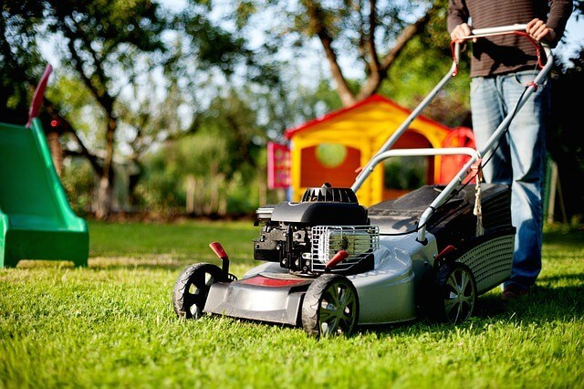 Benefits of mowing your lawn