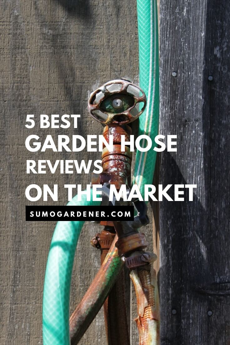 best garden hose top 5 on the market sumo gardener