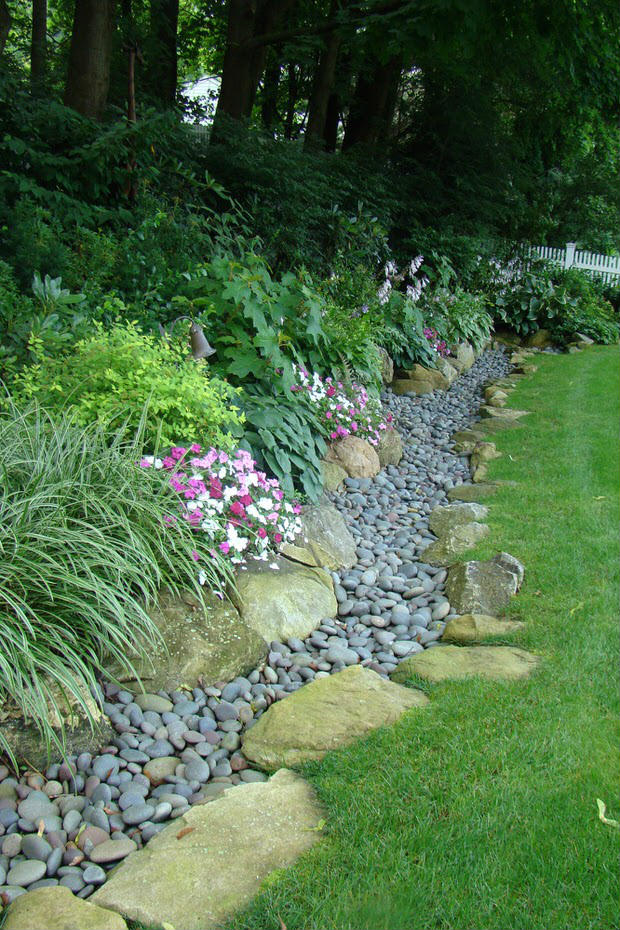 Classic Lawn edging ideas