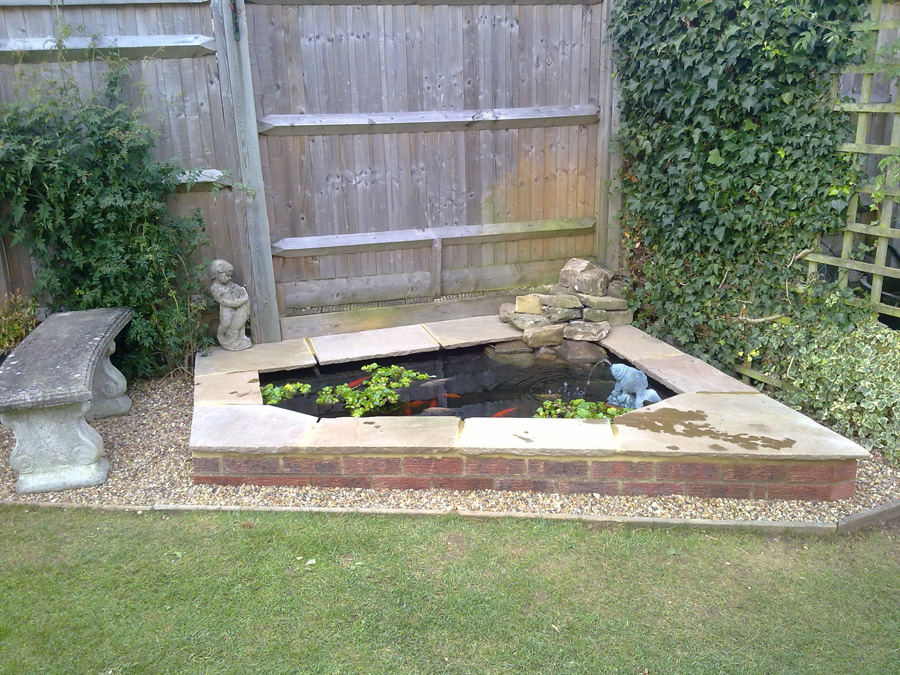 Pond Edging