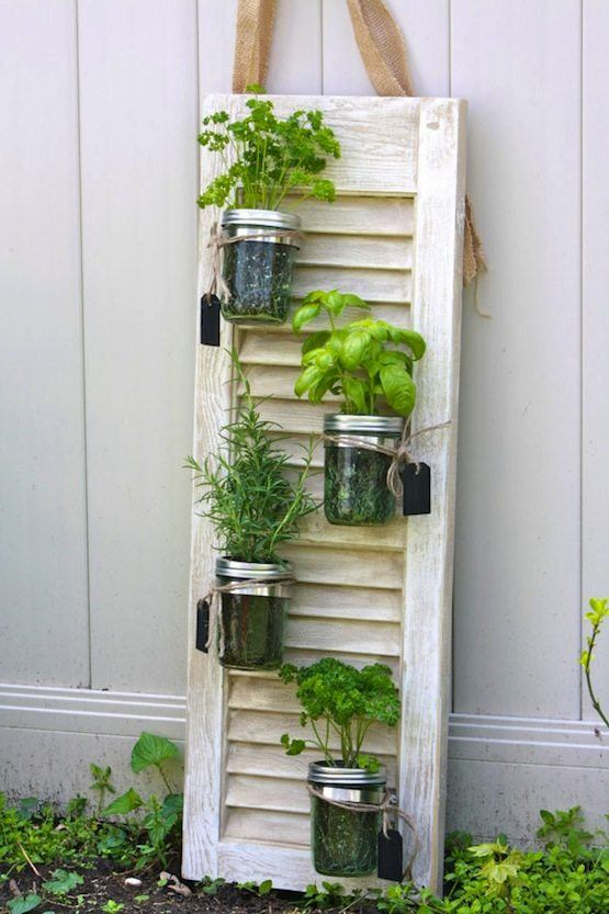 Shutter Edging Idea