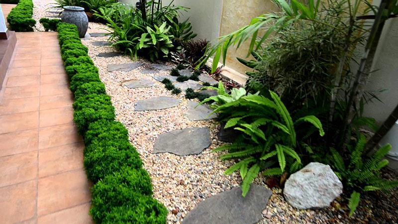 Enhance your garden with gravel