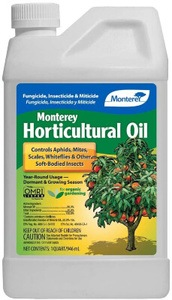 Horticultural Oil Concentrate Insecticide & Pesticide