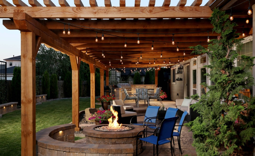Maintaining your patio