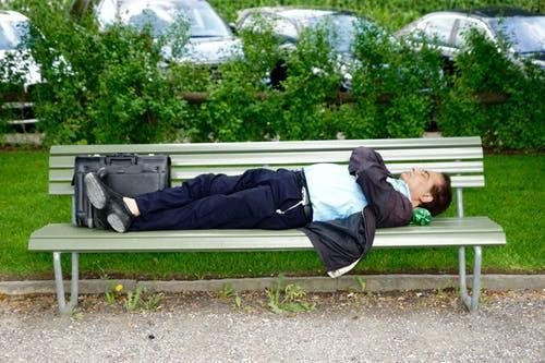 backyard seat for naps
