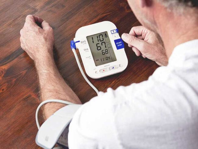 CBD Oil for Controlling High Blood Pressure