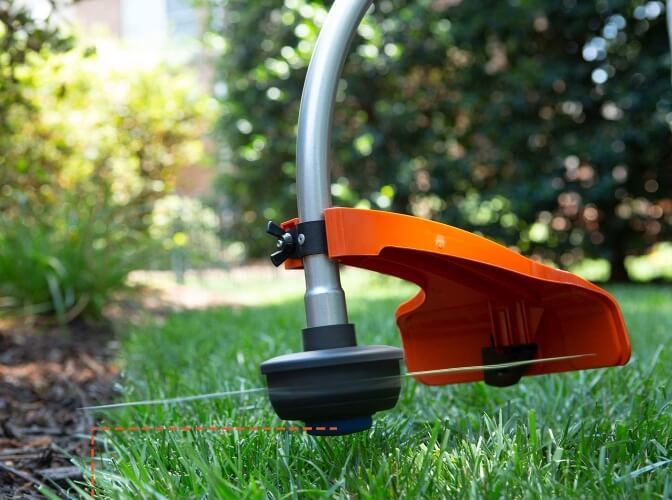 Husqvarna 100 series 129C 17in Cutting Path Gas String Trimmer
