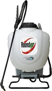 Roundup 190327 No Leak Pump Backpack Sprayer for Herbicides and Weed Killers