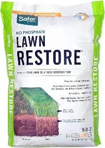 Safer Brand Lawn Restore Fertilizer 9334