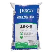Weed & Feed Turf Fertilizer 18-0-9