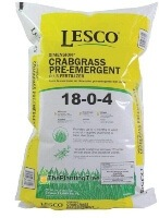 Weed & Feed Turf Fertilizer Crabgrass Pre-emergent 18-0-4