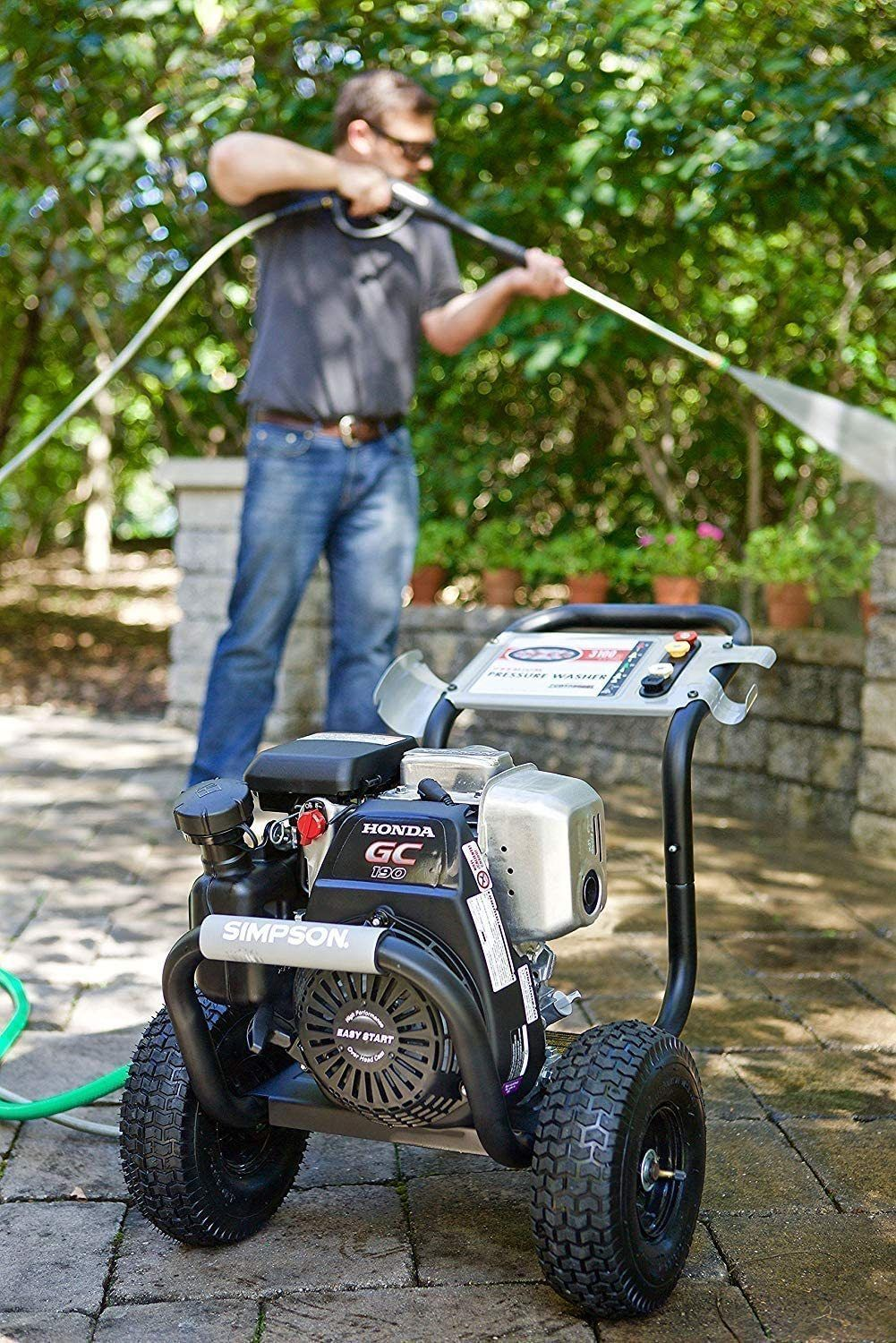 Benefits of Using an Electric Pressure Washer