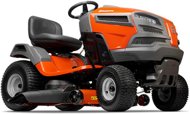 Husqvarna YTH24K48 24hp Kohler V-Twin 48 inches Lawn Tractor is expected to be powerful and heavy-duty