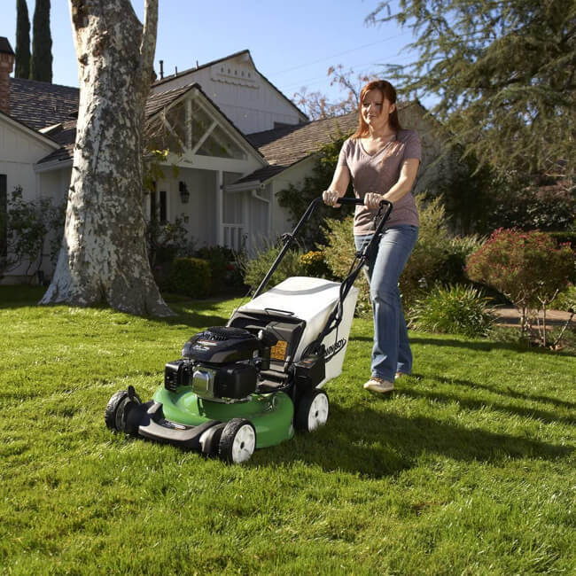Lawn Mower suitable for your type of lawn