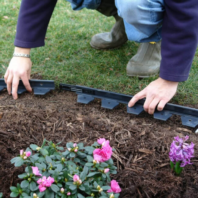 Multipurpose Paver and Landscape Edging Project Kit in the market