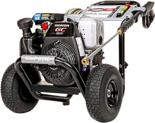 Simpson Cleaning MSH3125-S Power Washer