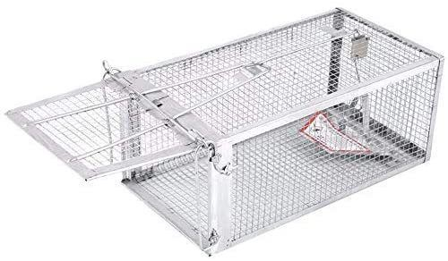TheAtomicBarbie Rat Trap - Small Animal Humane Live Cage is one of the easiest traps that can easily be set up