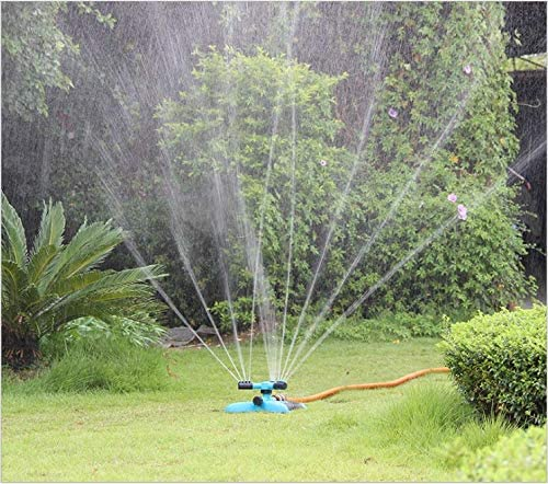 pop-up sprinklers should be your first choice