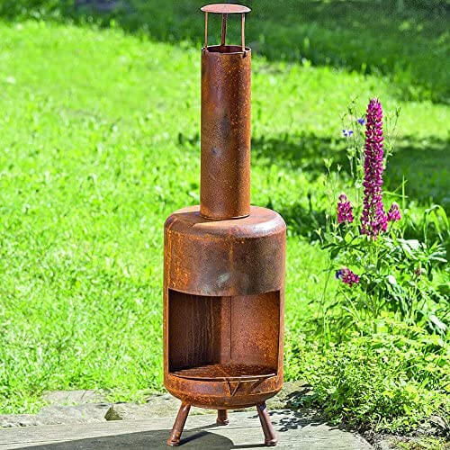 Chimineas is perfect for the outdoors