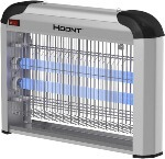 Hoont Powerful Electronic Indoor Bug Zapper – 20 Watts, Covers 6,000 Sq. Ft. Fly Killer, Insect Killer, Mosquito Killer
